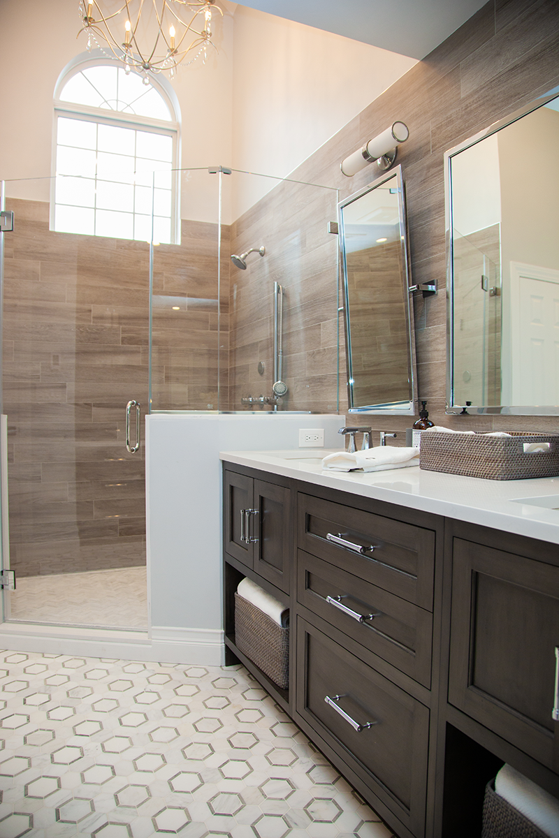 North Shore Bathroom Renovation - Well Designed Living